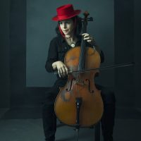 CANCELED – Helen Gillet – A Whirling Dervish of the Cello presented by 1900 Building at 1900 Building, Mission Woods KS