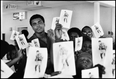 The Curator is IN! Gordon Parks X Muhammad Ali presented by The Nelson-Atkins Museum of Art at The Nelson-Atkins Museum of Art, Kansas City MO