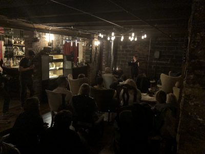 The Speakeasy@Swordfish Tom's presented by Chameleon Arts at ,
