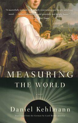 "Goethe Book Club: ""Measuring the World"" presented by Goethe Pop Up Kansas City at Goethe Pop Up Kansas City, Kansas City MO"