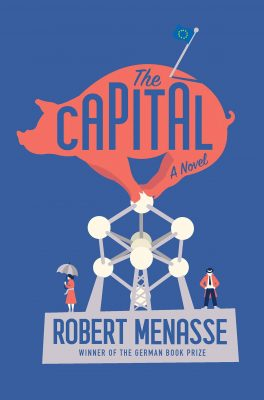 """Digital Book Club: """"The Capital"""" presented by Goethe Pop Up Kansas City at Online/Virtual Space, 0 0"""