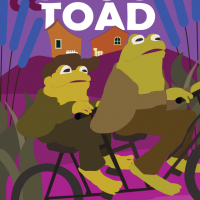 A Year With Frog & Toad presented by Theatre in the Park at Theatre in the Park INDOOR, Overland Park KS