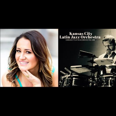 Jackie Zamora feat. Kansas City Jazz Orchestra presented by American Jazz Museum at The Blue Room, Kansas City MO