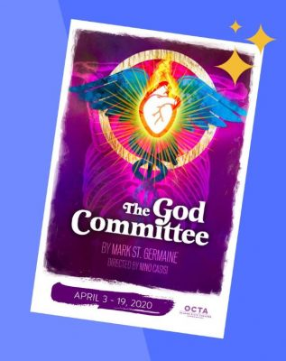 POSTPONED – OCTA Sneak Peek: The God Committee presented by Olathe Public Library at ,
