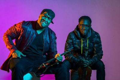 Kauffman Center Presents Black Violin: Impossible Tour 2020 presented by Kauffman Center for the Performing Arts at ,