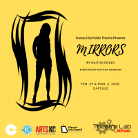 Mirrors by Kaitlin Gould presented by Kansas City Public Theatre at Capsule, Kansas City MO