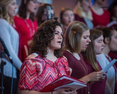 Student Choruses Spring Concert presented by Rockhurst University at ,