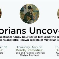 Victorians Uncovered – Dueling Feasts: Cuisine of Emerging Kansas City Society presented by Alexandar Majors House Museum at Alexandar Majors House Museum, Kansas City MO