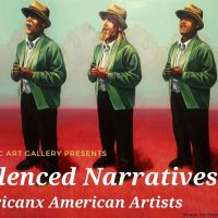 Silenced Narratives: Africanx American Artists presented by The Gallery at Kansas City Kansas Community College at ,
