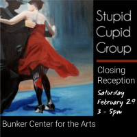 Closing Reception: Stupid Cupid – Eros Unbound presented by Bunker Center for the Arts at Bunker Center for the Arts, Kansas City MO