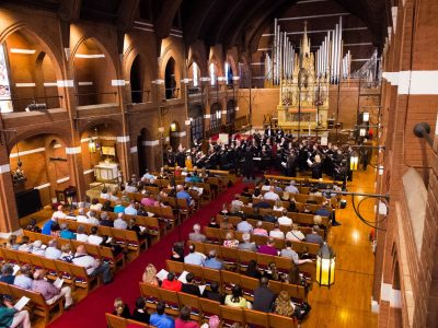 Choral Foundation Convocation 2020 presented by William Baker Choral Foundation at ,