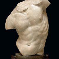 Sculpting the Human Torso 2 Week Class presented by InterUrban ArtHouse at InterUrban ArtHouse, Overland Park KS