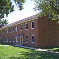 Shawnee Indian Mission National Historic Landmark located in Fairway KS