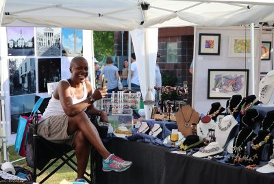 CANCELED – Arts in the Park presented by  at ,