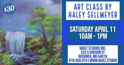 Art Class! presented by Vault Studios Inc at ,