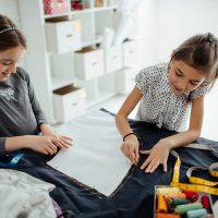 SUMMER FASHION INTENSIVE FOR MIDDLE SCHOOL STUDENTS presented by Rightfully Sewn at ,