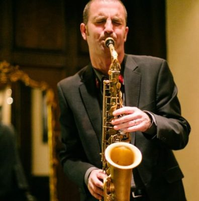 Dan Thomas Quartet presented by American Jazz Museum at The Blue Room, Kansas City MO