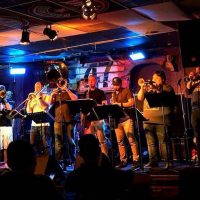 Back Alley Brass Band at Limitless Brewing presented by Back Alley Brass Band at ,