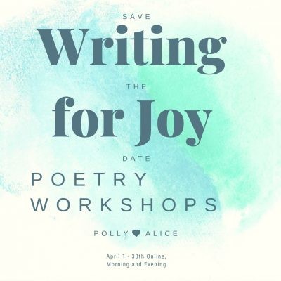 VIRTUAL – Writing for Joy: Poetry Workshops presented by Flying Ketchup Press at ,