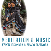 Music and Meditation with Karen Lisondra and Amado Espinoza presented by InterUrban ArtHouse at InterUrban ArtHouse, Overland Park KS