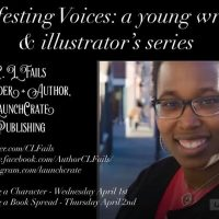 VIRTUAL – Manifesting Voices: Character Illustration for Young writers and Illustrators presented by InterUrban ArtHouse at InterUrban ArtHouse, Overland Park KS