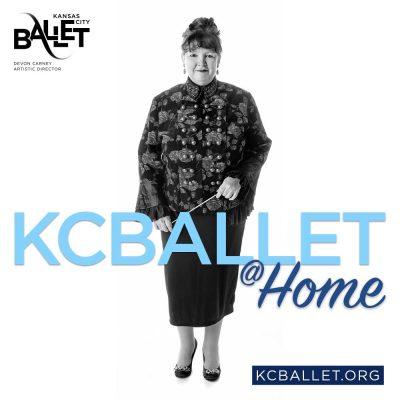 VIRTUAL – KCBallet's Music Moves with Ramona Pansegrau presented by Kansas City Ballet at Todd Bolender Center for Dance & Creativity, Kansas City MO