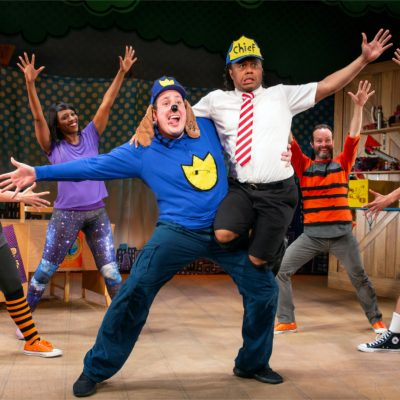 Dog Man: The Musical presented by Folly Theater at The Folly Theater, Kansas City MO