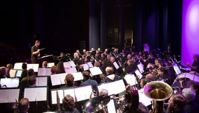 MAFB Fall Concert: Opposites Attract presented by Mid America Freedom Band at The Gem Theater, Kansas City MO