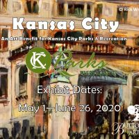 """VIRTUAL – """"Kansas City"""" Exhibit Virtual Exhibition presented by Buttonwood Art Space at Online/Virtual Space, 0 0"""