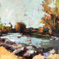 VIRTUAL – Beyond the Landscape – Linda Nickell presented by Kansas City Artists Coalition at The ArtsKC Gallery, Kansas City MO