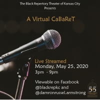 VIRTUAL – 5 for 5 A Virtual CABARET presented by The Black Repertory Theatre of Kansas City at ,