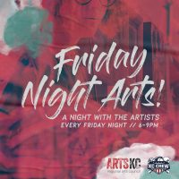 VIRTUAL – Friday Night Arts   An evening with the Artists presented by ArtsKC – Regional Arts Council at Online/Virtual Space, 0 0