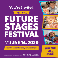 VIRTUAL – Future Stages Festival presented by Kauffman Center for the Performing Arts at Online/Virtual Space, 0 0