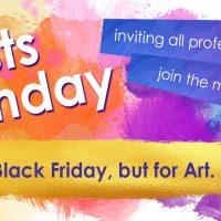 Artists Sunday call for artists