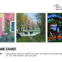 Wall of Fame Exhibit presented by Catherine Kirkland at ,