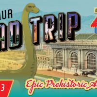 Dinosaur Road Trip presented by Union Station Kansas City at Union Station Kansas City, Kansas City MO
