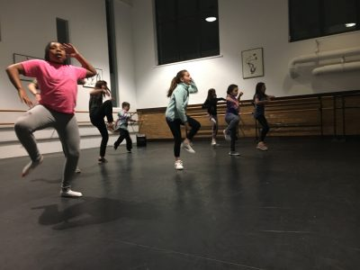 Youth Dance Theater Auditions presented by City in Motion Dance Theater at ,