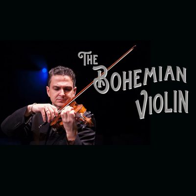 Ensemble Iberica (Garden Concert) – The Bohemian Violin presented by Ensemble Iberica at ,