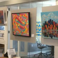 Now Showing: Catherine Kirkland art at PNC Bank Crossroads presented by ArtsKC – Regional Arts Council at ,