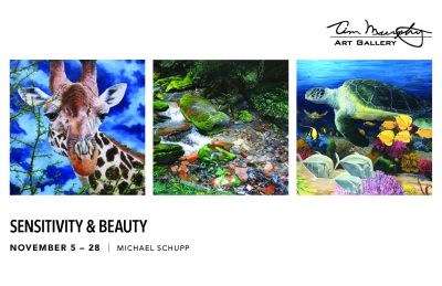 Sensitivity and Beauty presented by Home at Tim Murphy Art Gallery, Shawnee KS