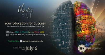 VIRTUAL – NAVO Edu presented by NAVO at Online/Virtual Space, 0 0