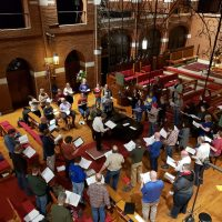 Window Concert With Festival Singers Artists presented by William Baker Choral Foundation at ,