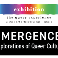 VIRTUAL – Emergence: Explorations of Queer Culture presented by InterUrban ArtHouse at Online/Virtual Space, 0 0