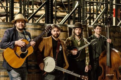 Pick'n on the Front Porch presented by Linden Square at ,