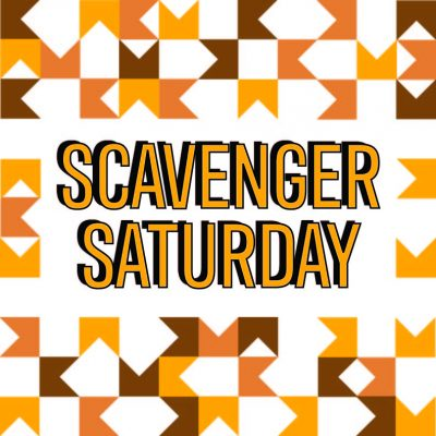 Scavenger Saturday presented by Kemper Museum of Contemporary Art at Kemper Museum of Contemporary Art, Kansas City MO