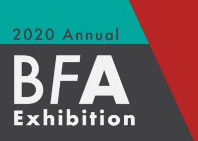 VIRTUAL & IN-PERSON-  2020 Annual BFA Exhibition presented by Kansas City Art Institute at ,