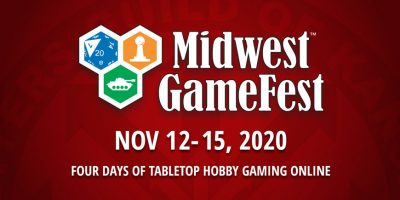 VIRTUAL- Midwest GameFest 2020 Online presented by The Role Players Guild of Kansas City at Online/Virtual Space, 0 0