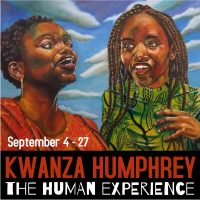 September Exhibition – Kwanza Humphrey: The Human Experience presented by Bunker Center for the Arts at Bunker Center for the Arts, Kansas City MO
