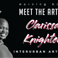 VIRTUAL- Morning Brew: Meet the Artist with Clarissa Knighten presented by InterUrban ArtHouse at InterUrban ArtHouse, Overland Park KS