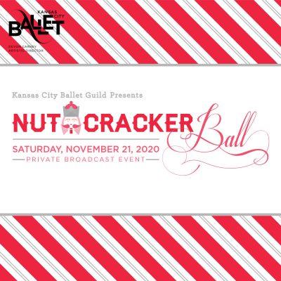 "VIRTUAL- Kansas City Ballet Guild presents ""The Nutcracker Ball – A Private Broadcast Event"" presented by Kansas City Ballet at Online/Virtual Space, 0 0"